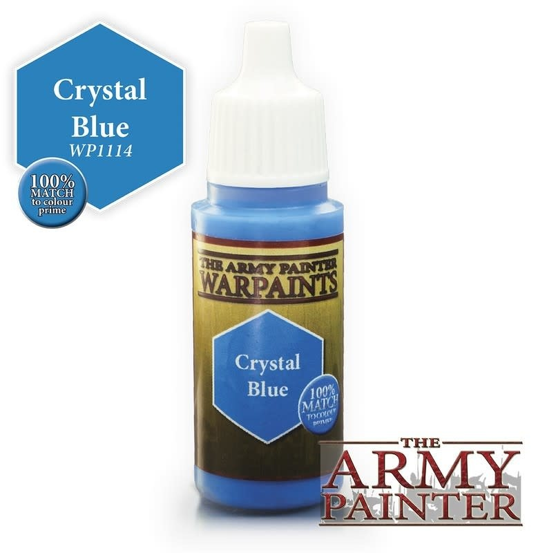 Army Painter Paint 18Ml. Crystal Blue