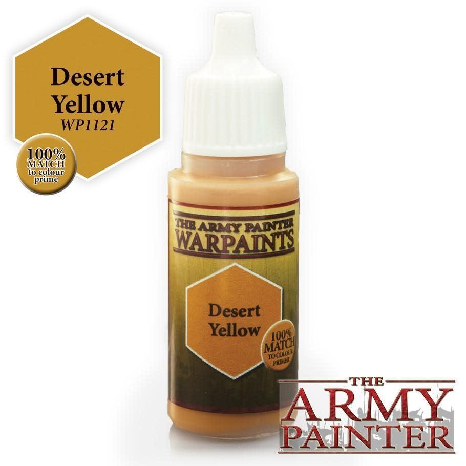 Army Painter Paint 18Ml. Desert Yellow