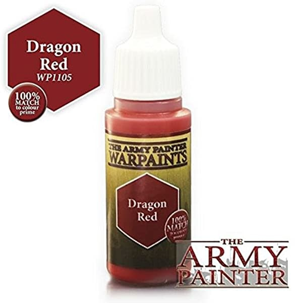 Army Painter Paint 18Ml. Dragon Red