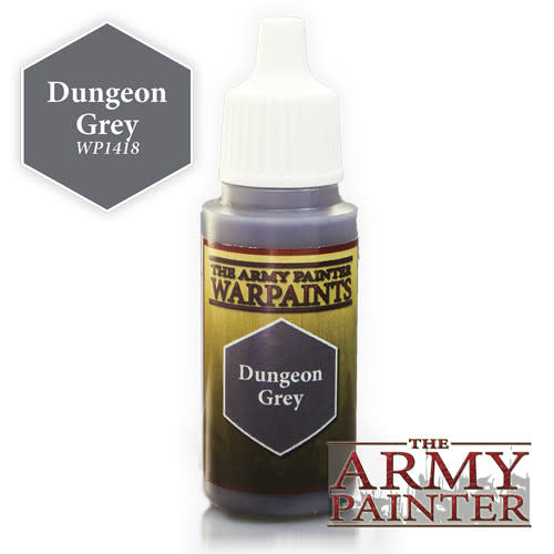 Army Painter Paint 18Ml. Dungeon Grey
