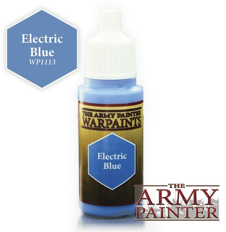Army Painter Paint 18Ml. Electric Blue