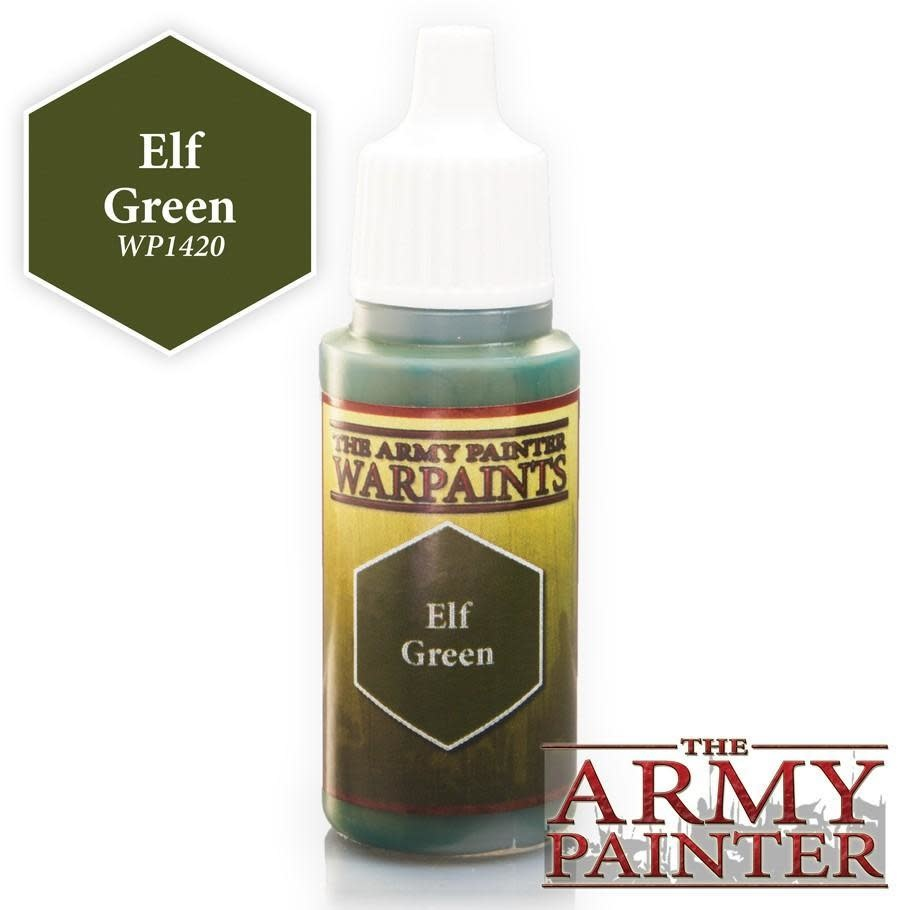 Army Painter Paint 18Ml. Elf Green