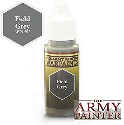 Army Painter Paint 18Ml. Field Grey