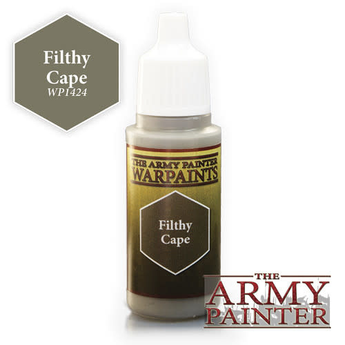 Army Painter Paint 18Ml. Filthy Cape