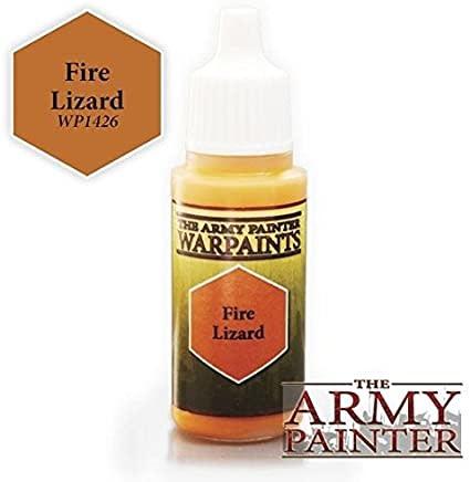 Army Painter Paint 18Ml. Fire Lizard