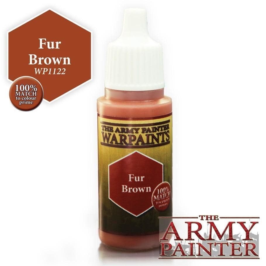 Army Painter Paint 18Ml. Fur Brown