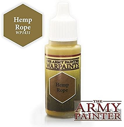 Army Painter Paint 18Ml. Hemp Rope