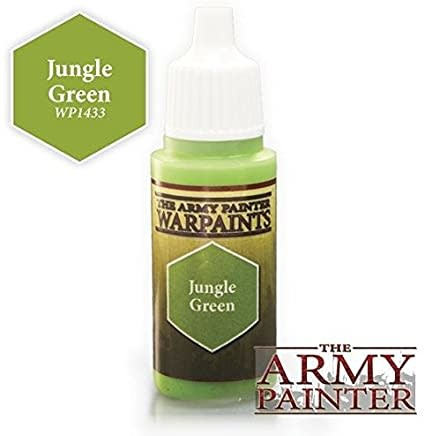 Army Painter Paint 18Ml. Jungle Green