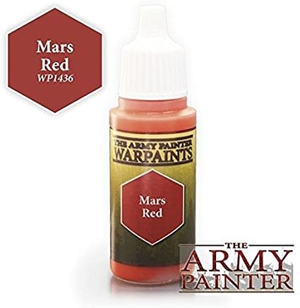 Army Painter Paint 18Ml. Mars Red