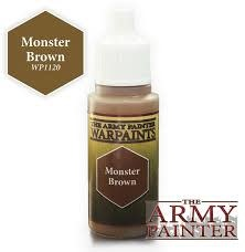 Army Painter Paint 18Ml. Monster Brown