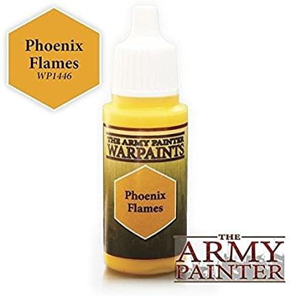 Army Painter Paint 18Ml. Phoenix Flames