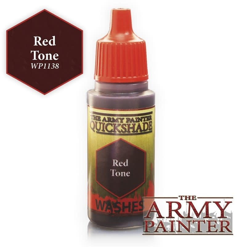 Army Painter Paint 18Ml. Red Tone