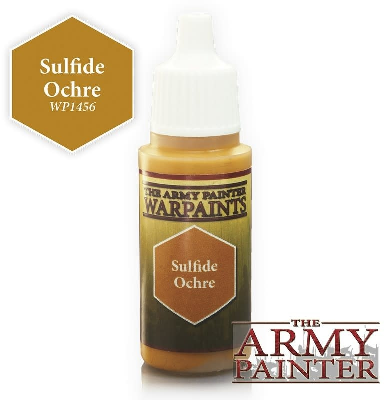 Army Painter Paint 18Ml. Sulfide Ochre
