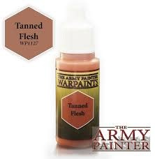 Army Painter Paint 18Ml. Tanned Flesh