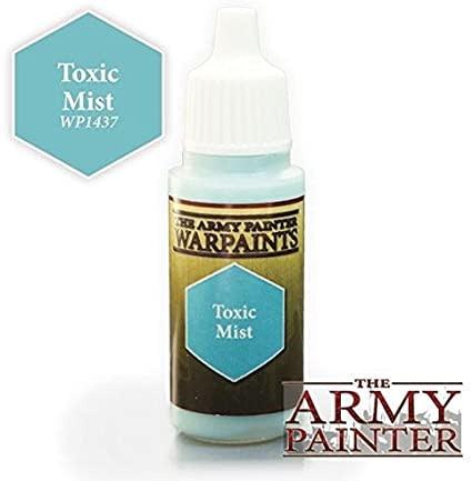 Army Painter Paint 18Ml. Toxic Mist
