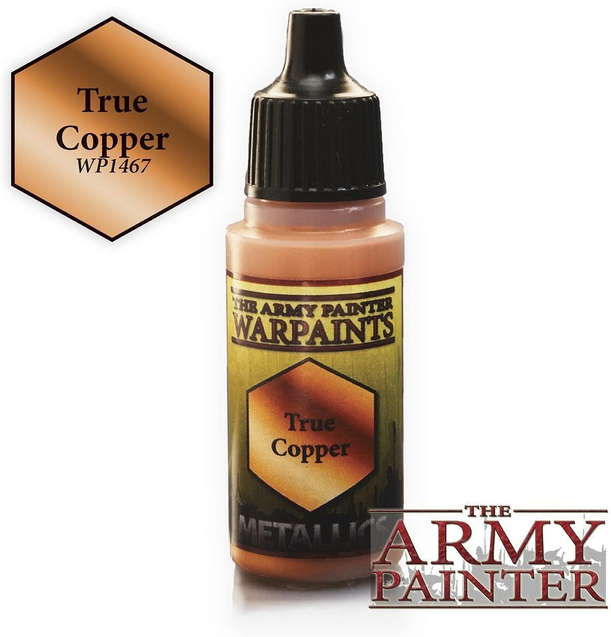 Army Painter Paint 18Ml. True Copper
