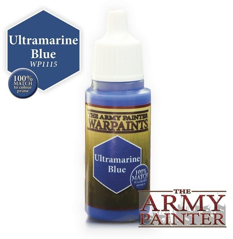 Army Painter Paint 18Ml. Ultramarine Blue