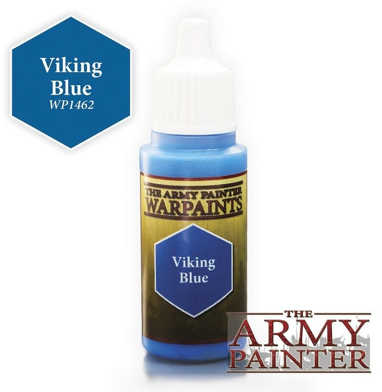 Army Painter Paint 18Ml. Viking Blue