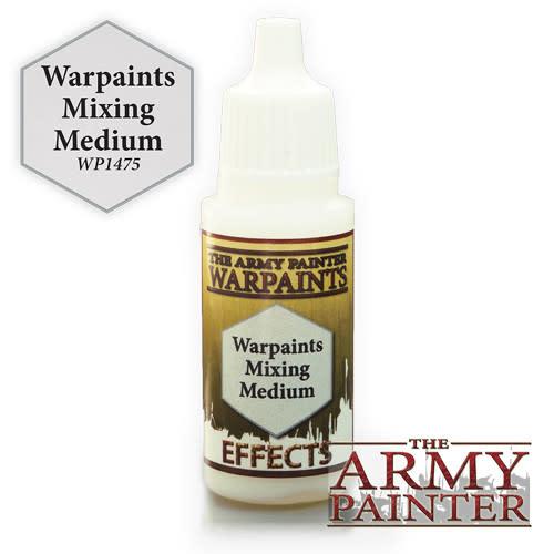 Army Painter Paint 18Ml. Warpaints Mixing Medium