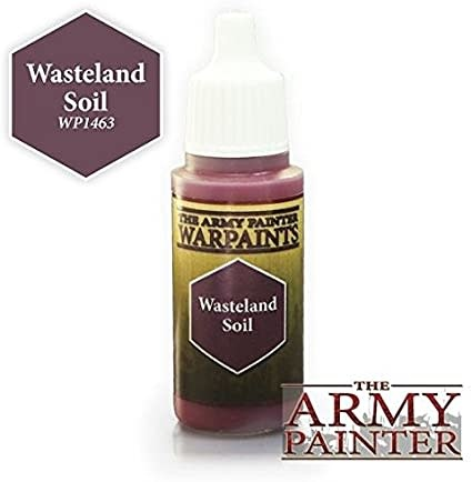 Army Painter Paint 18Ml. Wasteland Soil