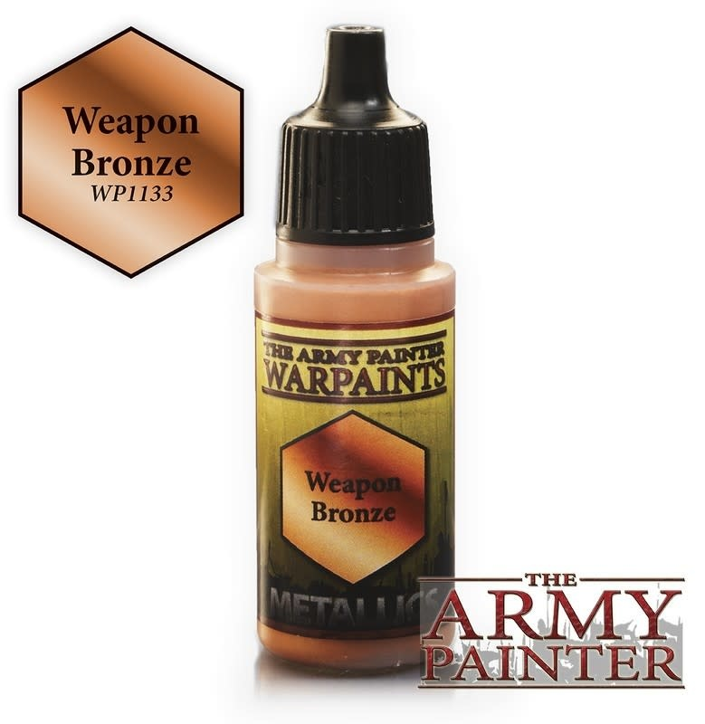 Army Painter Paint 18Ml. Weapon Bronze