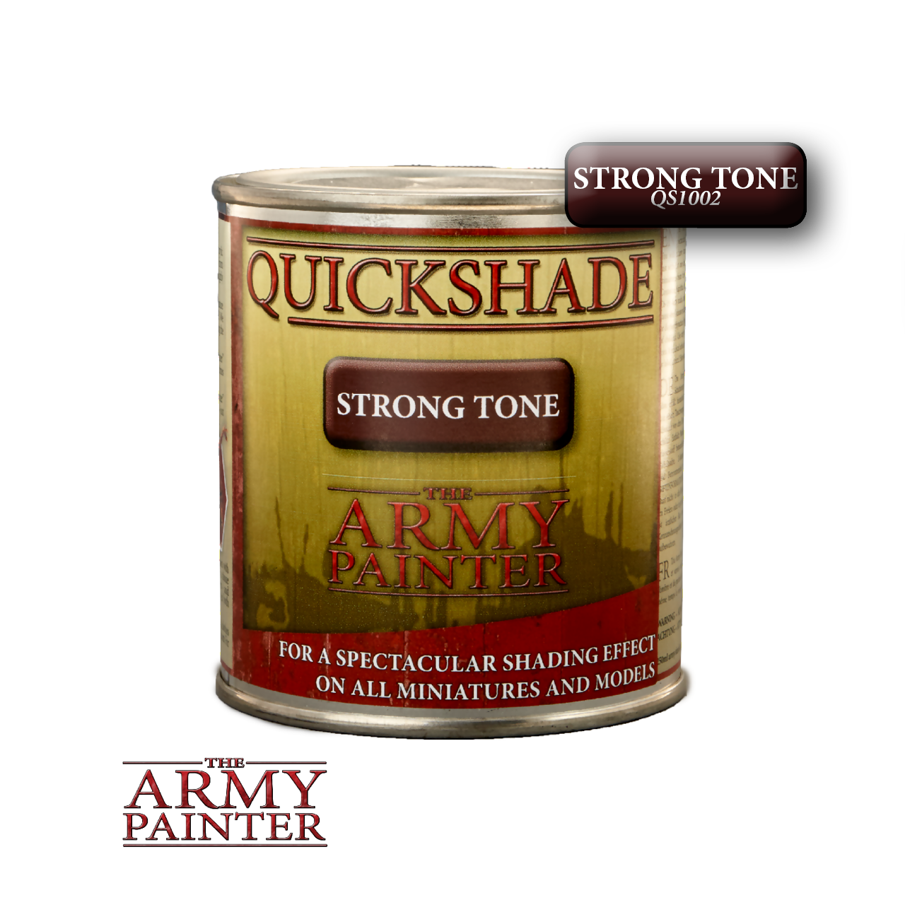 Army Painter Quickshade  Strong Tone 250Ml.