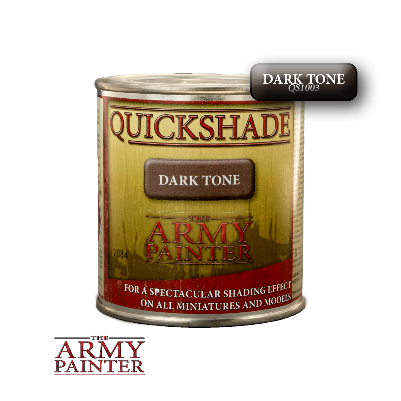 Army Painter Quickshade Dark Tone 250Ml.