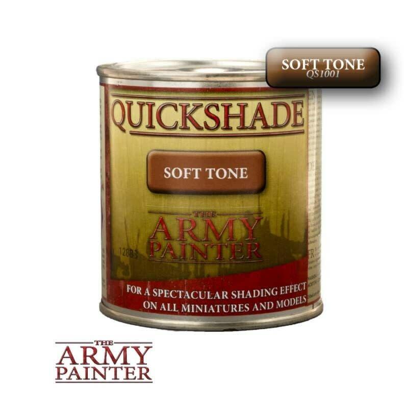 Army Painter Quickshade Soft Tone 250Ml.