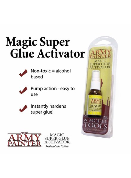 Army Painter Superglue Activator