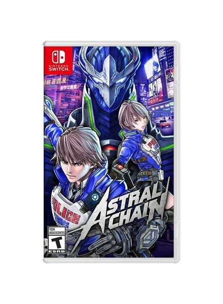 Nintendo Astral Chain NEW