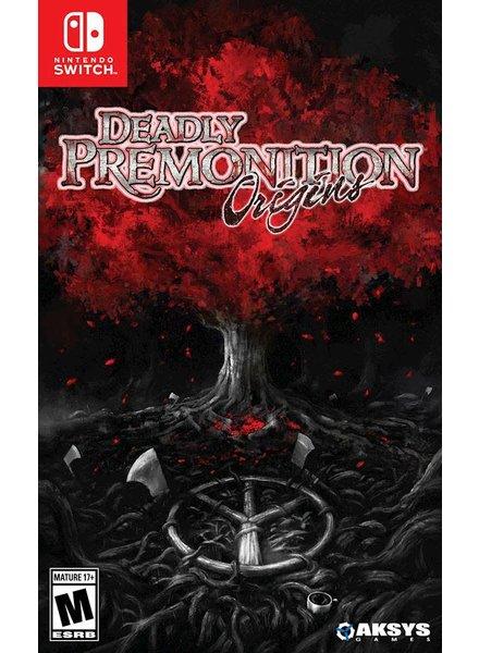 Deadly Premonition: Origins NEW