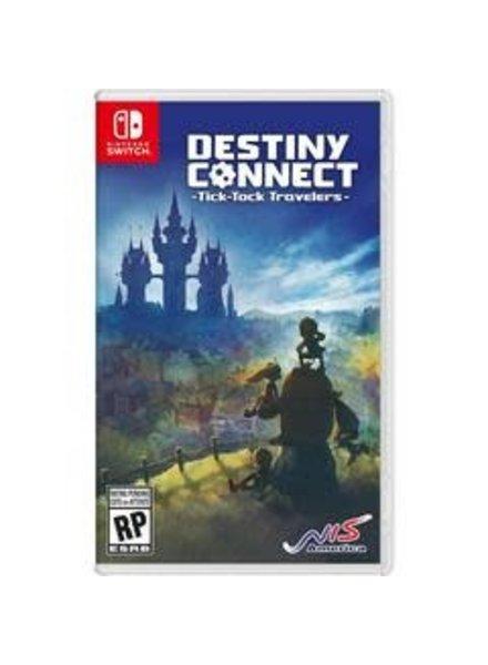 Sega Destiny Connect: Tick-Tock Travelers Time Capsule Edition NEW