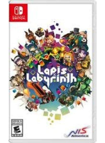 Lapis x Labyrinth Limited Edition XL NEW