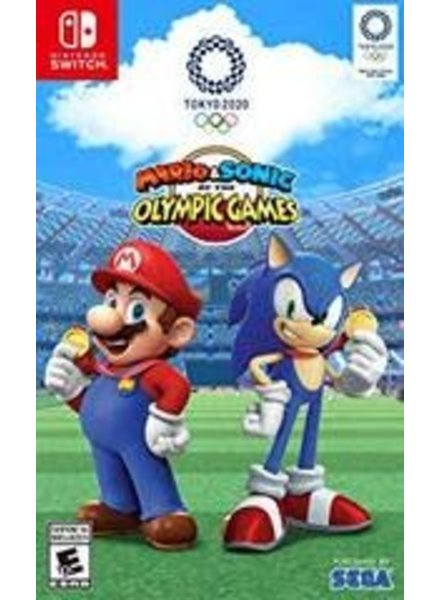 Square Enix Mario & Sonic at the Olympic Games NEW