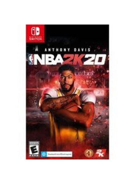 Take 2 NBA 2K20 NEW