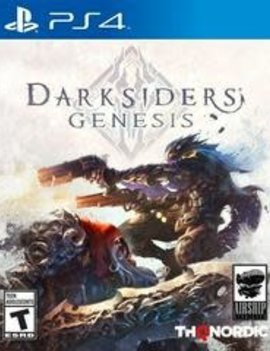 THQ Nordic Darksiders Genesis NEW