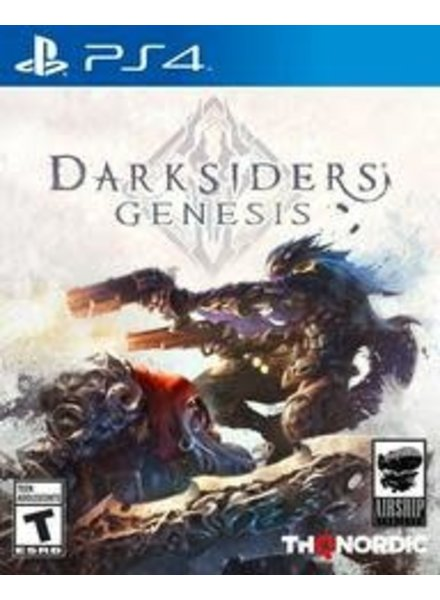 THQ Nordic Darksiders Genesis NEW