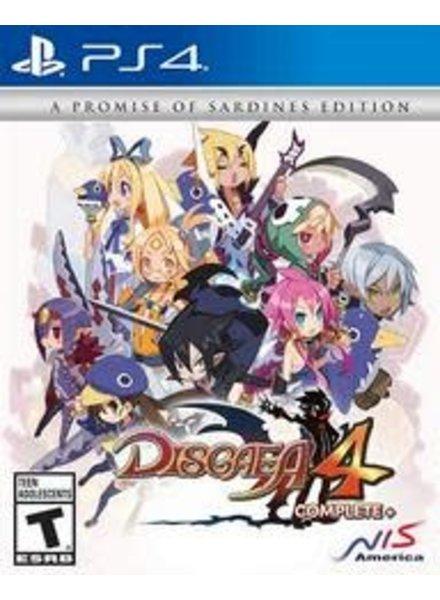 Sega Disgaea 4 Complete + NEW