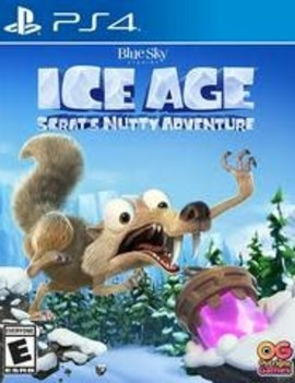 Bandai Namco Ice Age: Scrat's Nutty Adventure PRE-OWNED