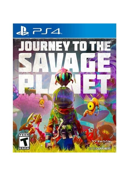 505 Games Journey to the Savage Planet NEW