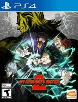 Bandai Namco My Hero One's Justice 2 NEW