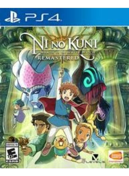 Bandai Namco Ni no Kuni: Wrath of the White Witch Remastered NEW