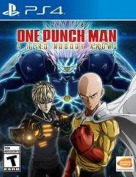 Bandai Namco One Punch Man: A Hero Nobody Knows NEW