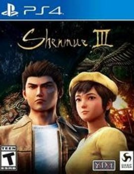 Square Enix Shenmue 3 NEW