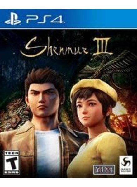 Square Enix Shenmue 3 NEW