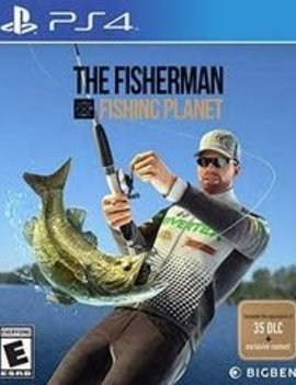 Maximum Games The Fisherman: Fishing Planet NEW