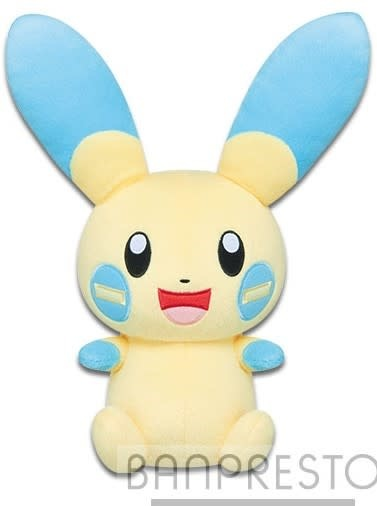 Pokemon Mecha Dekai  Plush