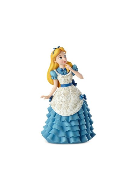 Disney Showcase Alice in Wonderland Alice Couture de Force Statue