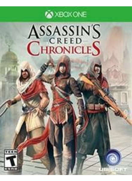 Assassin's Creed Chronicles NEW