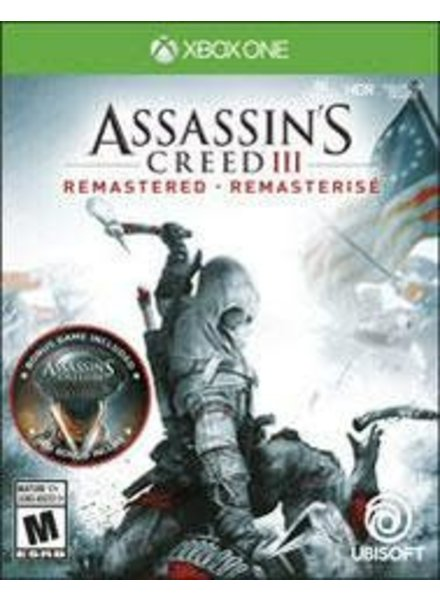 Assassin's Creed III Remastered NEW
